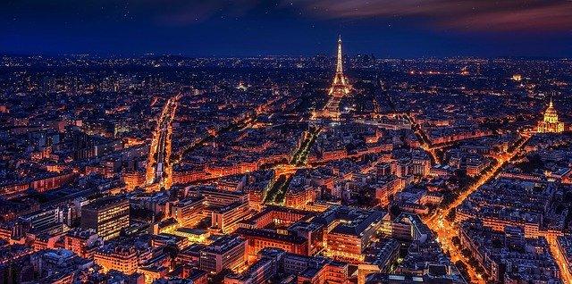 La france-Paris